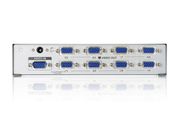 8 Channel VGA Splitter Startech