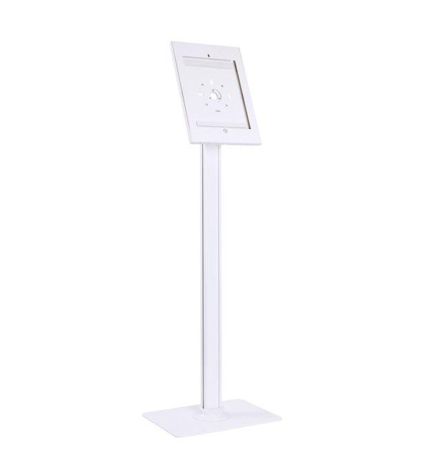 Allcam Ipad Pro 12.9″ Kiosk Floor Stand c/w keys