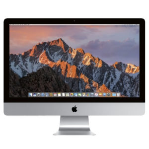 Apple iMac 27″ Core i5 3.2Ghz Slimline