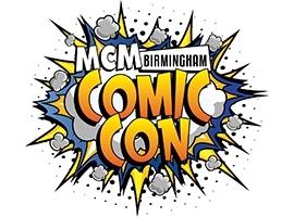 MCM Comic Con Midlands