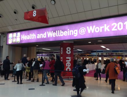 Health and Wellbeing @ Work 2019