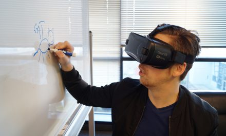 How virtual reality is being used to train staff in the workplace