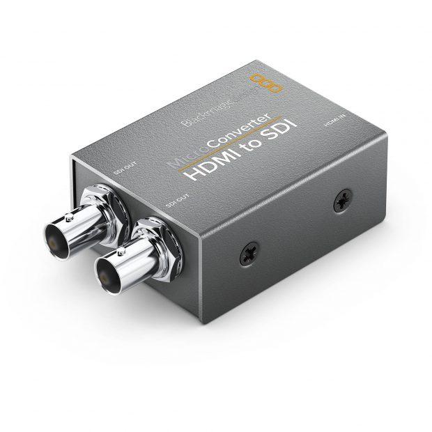 Blackmagic HDMI – SDI Converter