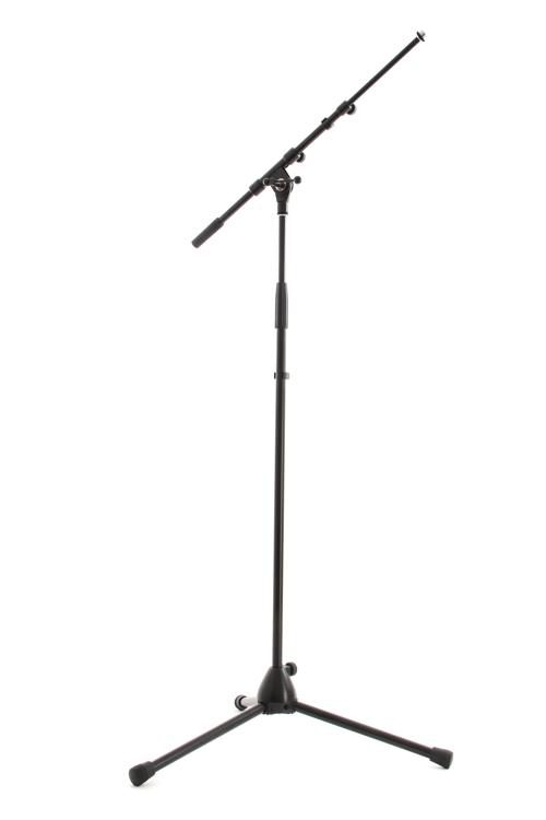 K & M 210/9 Microphone Boom Floorstand