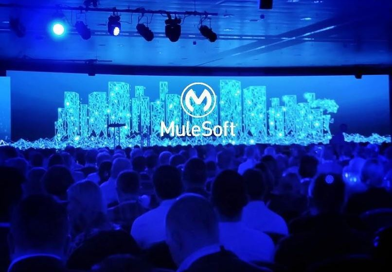Mulesoft LED Wall