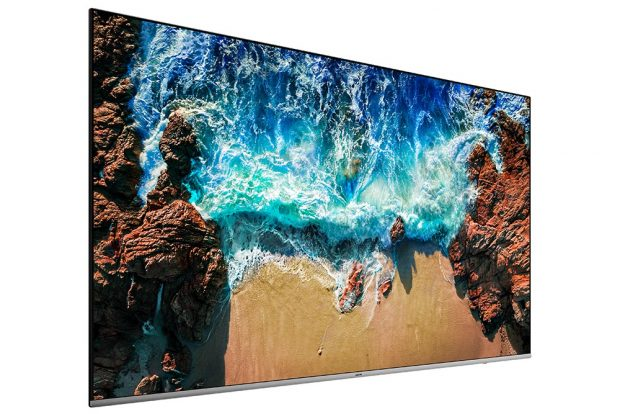 82″ Samsung QE82N 4K UHD LED Display