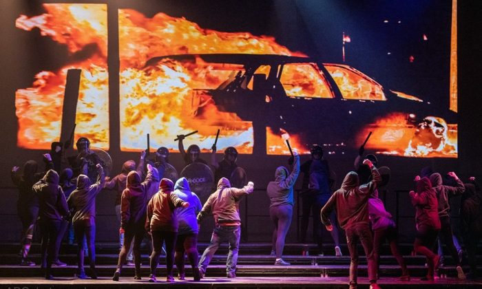 Theatre Severn: Jesus Christ Super Star