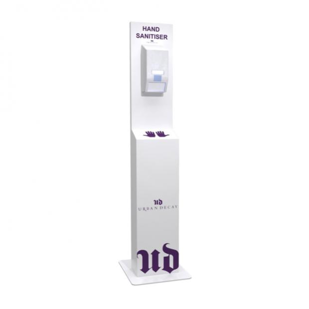 Brandable Freestanding Hand Sanitiser